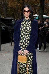Bruna Marquezine - Chloe Womenswear Show at Paris Fashion Week 09/26/2019