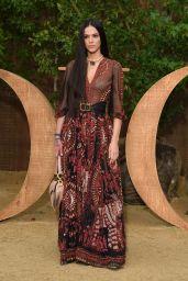 Bruna Marquezine – Christian Dior Fashion Show in Paris 09/24/2019