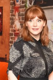 Bryce Dallas Howard – Variety Studio at TIFF 2019