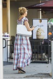 Cameron Diaz - Shopping in Beverly Hills 08/29/2019