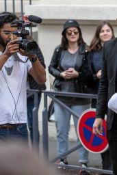 Camila Cabello - Arriving at NRJ Radio Station in Paris 09/27/2019
