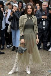 Camila Coelho – Christian Dior Fashion Show in Paris 09/24/2019
