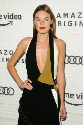 Camille Rowe – 2019 Emmy Awards Amazon After Party
