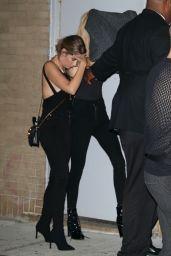 Cara Delevingne and Ashley Benson - Arriving to Rihanna