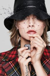 Cara Delevingne - Dior