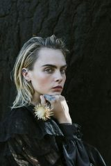Cara Delevingne - The Edit by Net-A-Porter September 2019