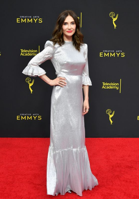Carice van Houten – 2019 Creative Arts Emmy Awards in LA