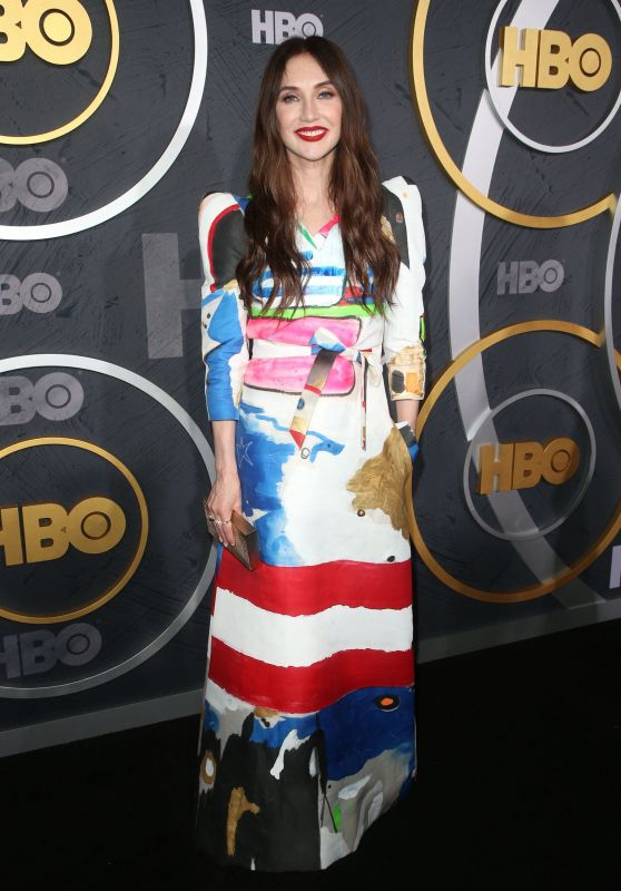 Carice Van Houten – HBO Primetime Emmy Awards 2019 Afterparty in LA