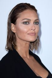 Caroline Receveur - Etam Show at Paris Fashion Week 09/24/2019