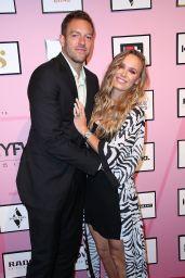 Caroline Wozniacki – S by Serena Fashion Show in NYC 09/10/2019