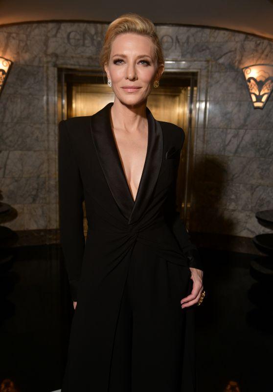 Cate Blanchett - Ralph Lauren Show at New York Fashion Week 09/07/2019