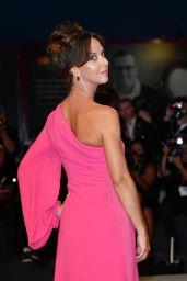 Caterina Guzzanti – Kineo Prize Red Carpet at the 76th Venice Film Festival