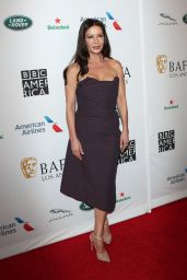 Catherine Zeta-Jones - BAFTA Los Angeles + BBC America TV Tea Party in Beverly Hills 09/21/2019