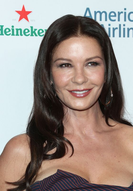 Catherine Zeta-Jones - BAFTA Los Angeles + BBC America TV Tea Party in Beverly Hills 09/21/2019