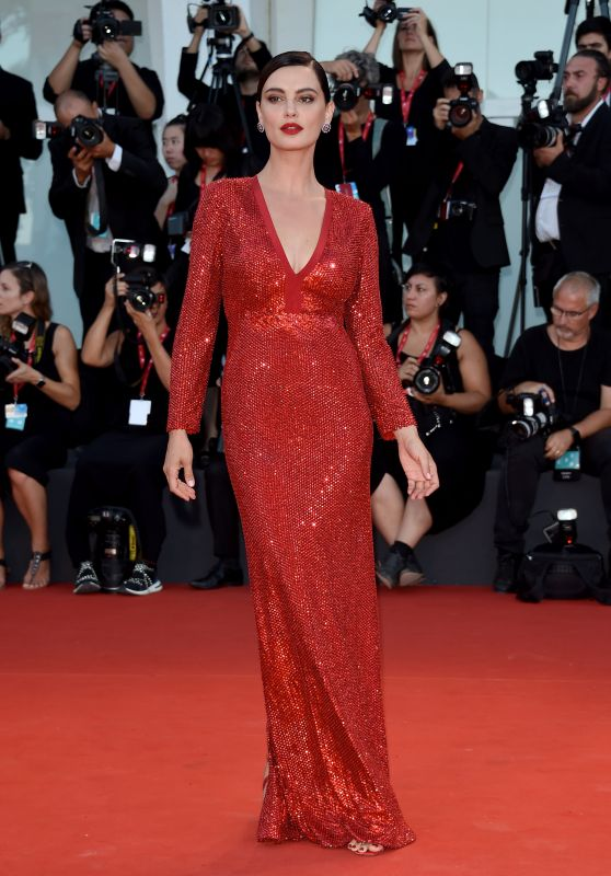 "Catrinel Menghia - ""Saturday Fiction"" Premiere at the 76th Venice Film Festival"