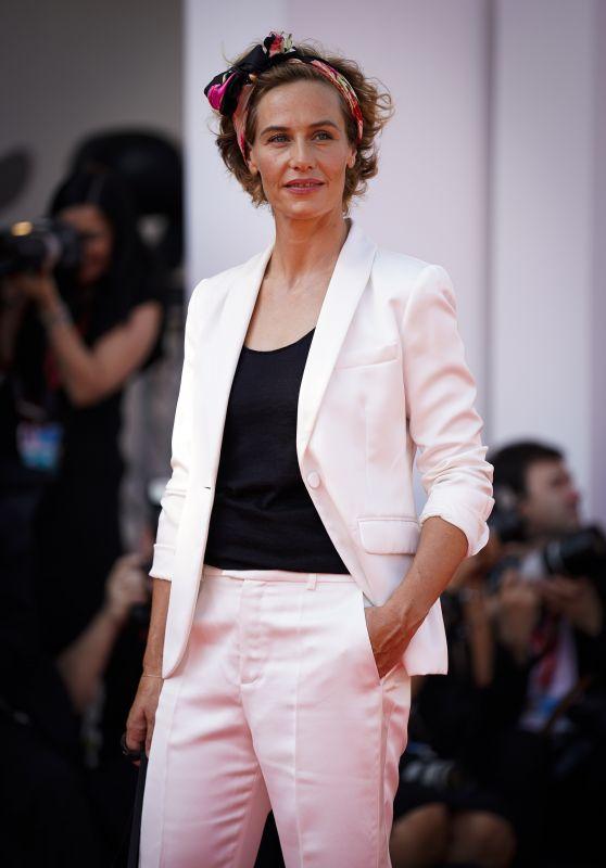 "Cécile de France - ""The New Pope"" Premiere at the 76th Venice Film Festival"