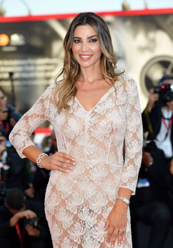 """Cecilia Capriotti – """"An Officer and a Spy"""" Premiere at the 76th Venice Film Festival"""