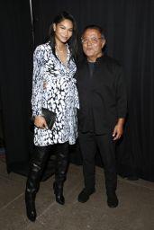 Chanel Iman – Elie Tahari Show at NYFW 09/05/2019