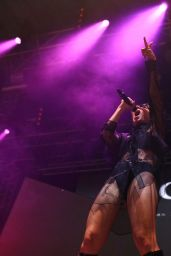 Charli XCX - Performs at Electric Picnic Music Festival 08/31/2019