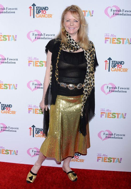 Cheryl Tiegs – Farrah Fawcett Foundation's TEX-MEX FIESTA in LA