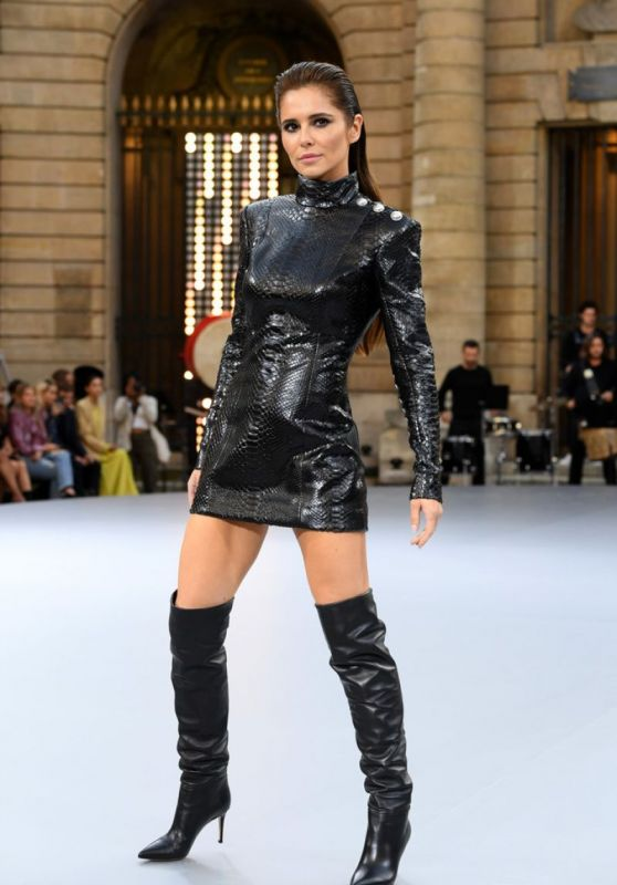 Cheryl Tweedy – Le Defile L'Oreal Paris Show in Paris 09/28/2019