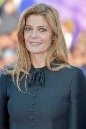 "Chiara Mastroianni - ""Waiting For The Barbarians"" Premiere at the 45th Deauville American Film Festival"