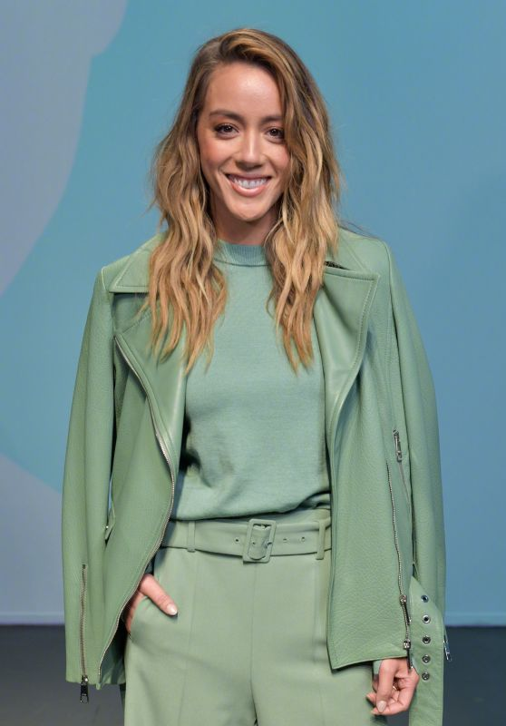 Chloe Bennet - Boss Fashion Show in Milan 09/22/2019
