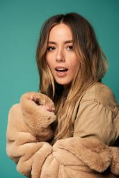 Chloe Bennet - Portraits Shoot at TIFF 2019