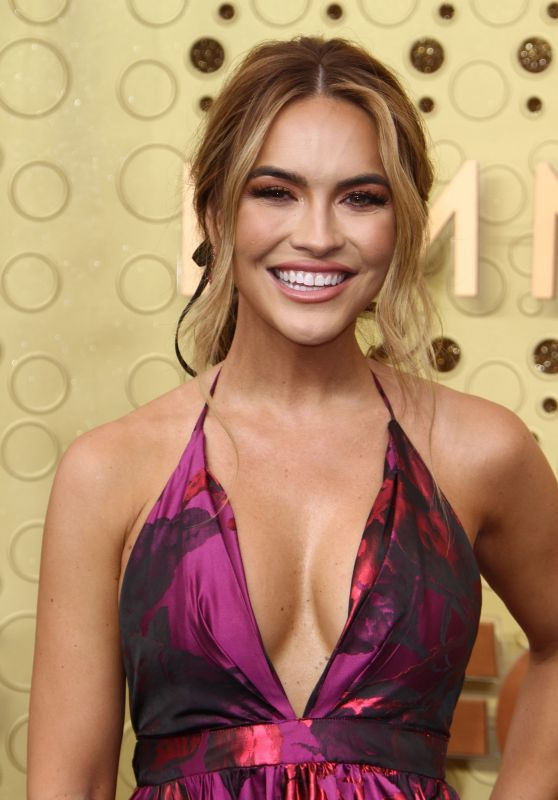 Chrishell Stause Hartley – 2019 Emmy Awards
