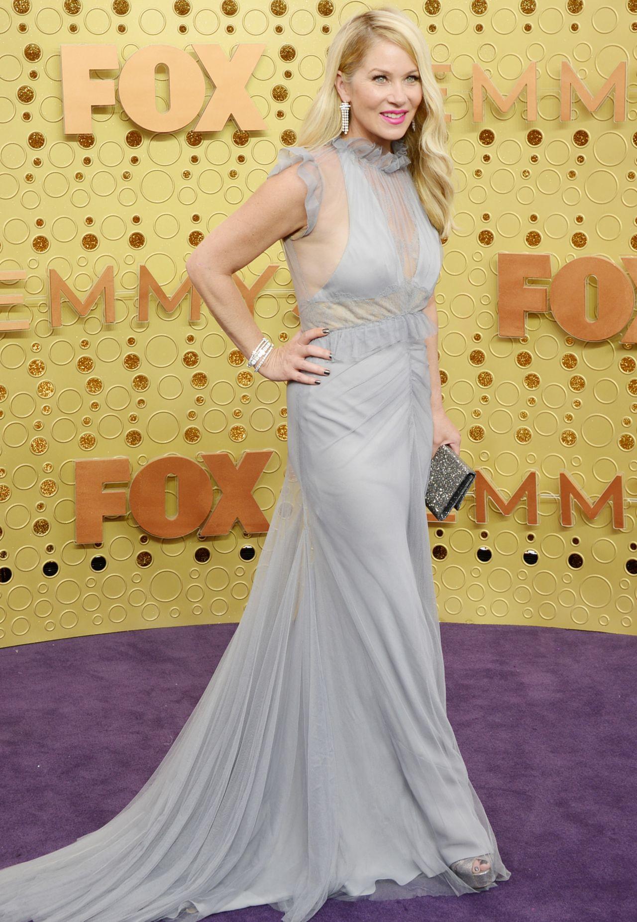 Christina Applegate 2019