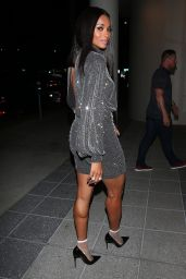 Ciara Night Out Style 08/26/2019