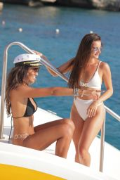 CJ Franco and Natalia Janoszek - Vacationing in Jamaica 09/25/2019