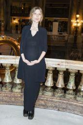 Clémence Poesy – Stella McCartney Show at Paris Fashion Week 09/30/2019