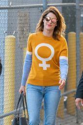 Cobie Smulders Street Style 09/25/2019