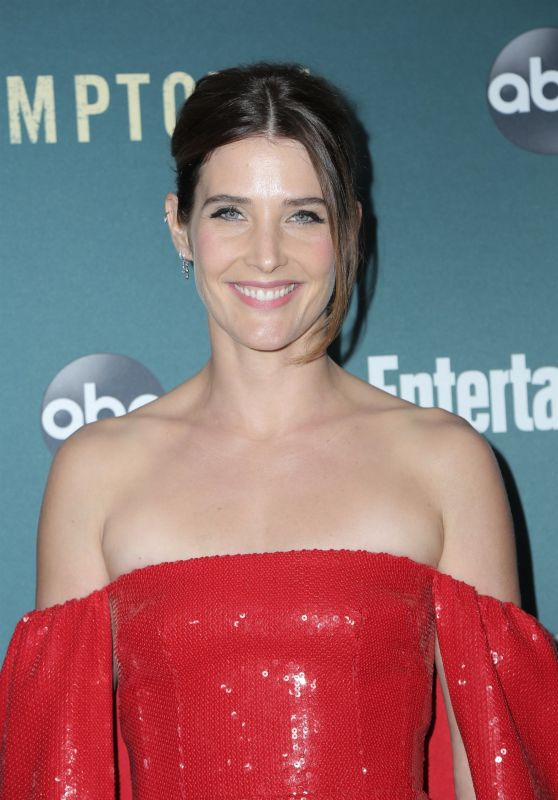 "Cobie Smulders - ""Stumptown"" Premiere in LA"