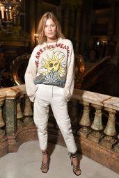 Constance Jablonski – Stella McCartney Show at Paris Fashion Week 09/30/2019
