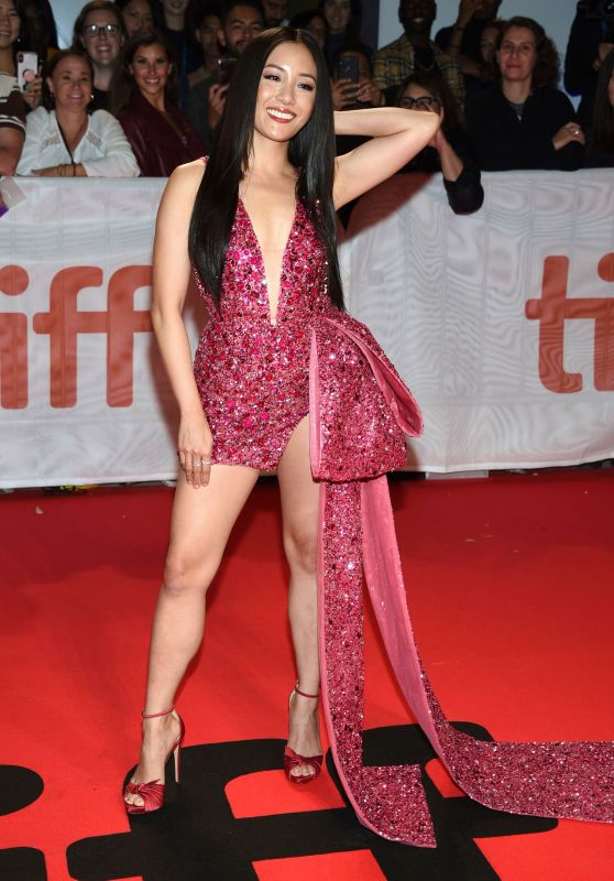 "Constance Wu – ""Hustlers"" Premiere at the 2019 TIFF"