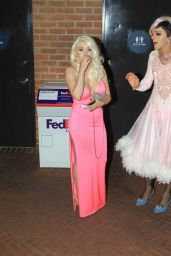 Courtney Stodden at Her TV Premiere in Beverly Hills 09/03/2019
