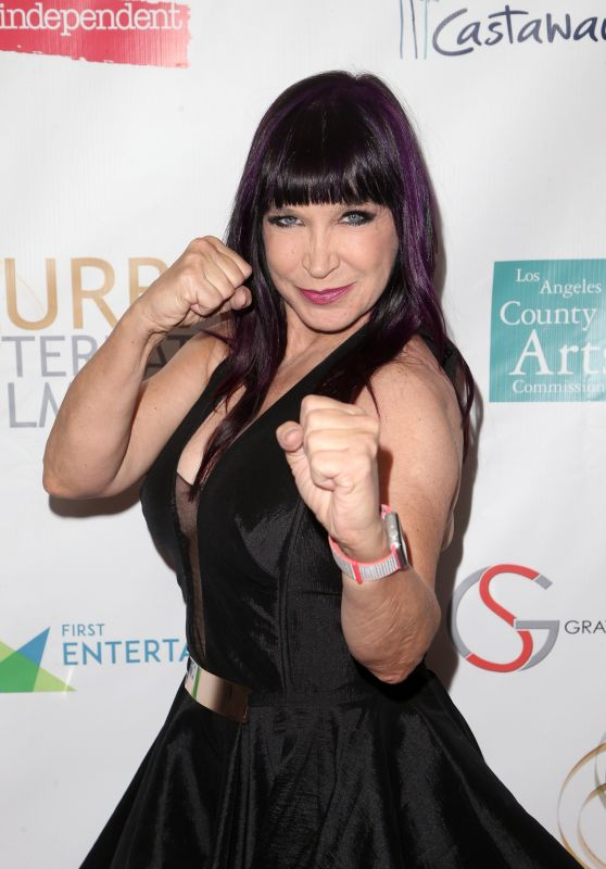 Cynthia Rothrock – 2019 Burbank International Film Festival