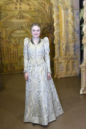 "Dakota Fanning - ""The Alienist: Angel of Darkness"" Photocall in Budapest"