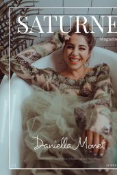 Daniella Monet – Saturne Magazine Summer 2019 Issue