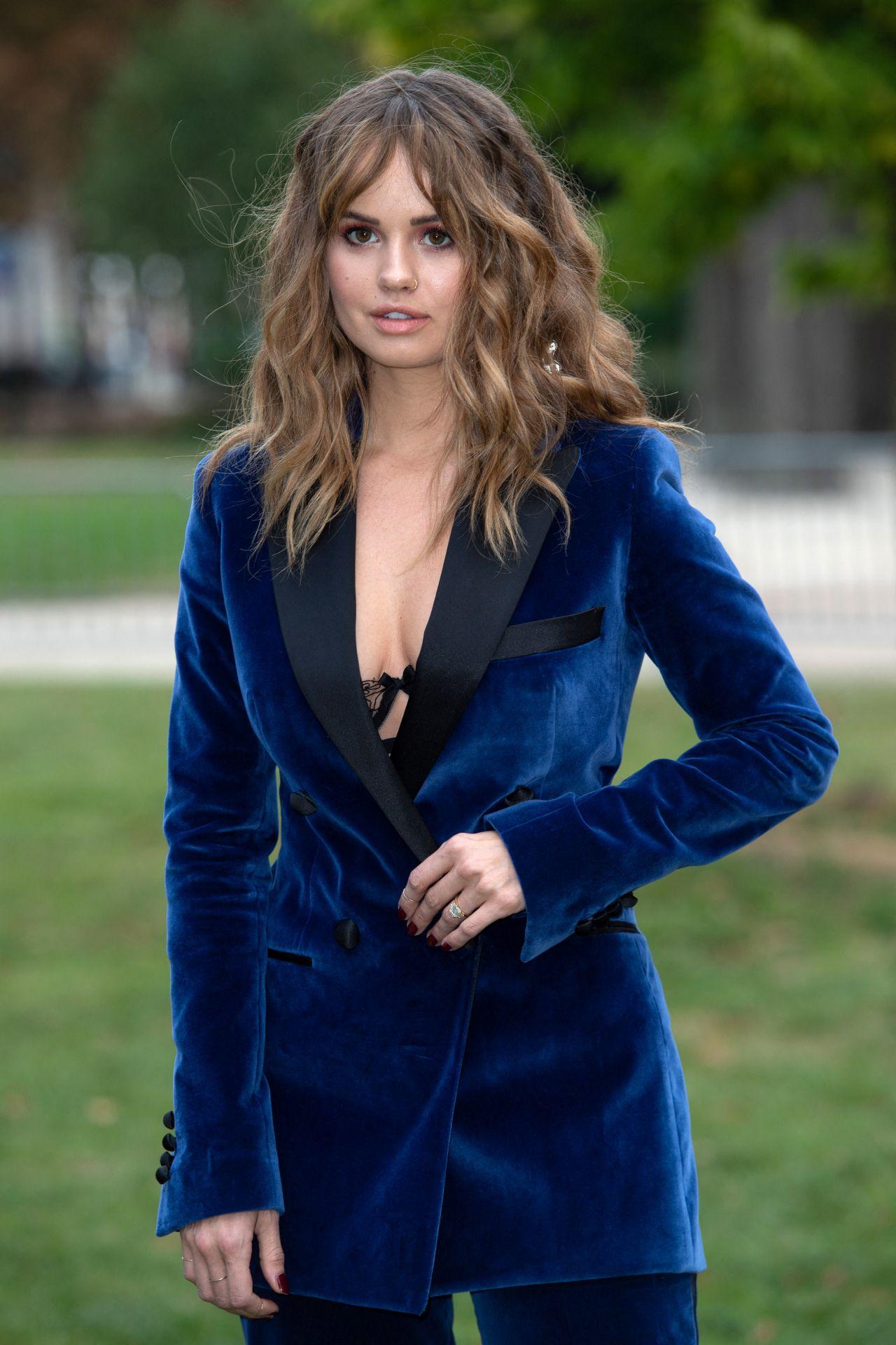 Debby Ryan - Elie Saab Fashion Show in Paris 09/28/2019