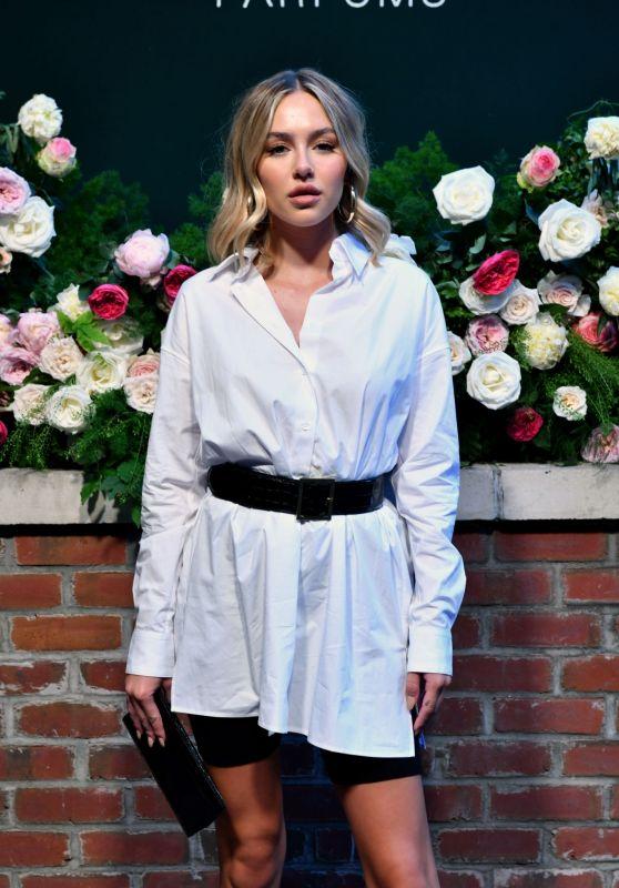 Delilah Belle Hamlin – Lily Aldridge Parfums Launch Event in NYC 09/08/2019