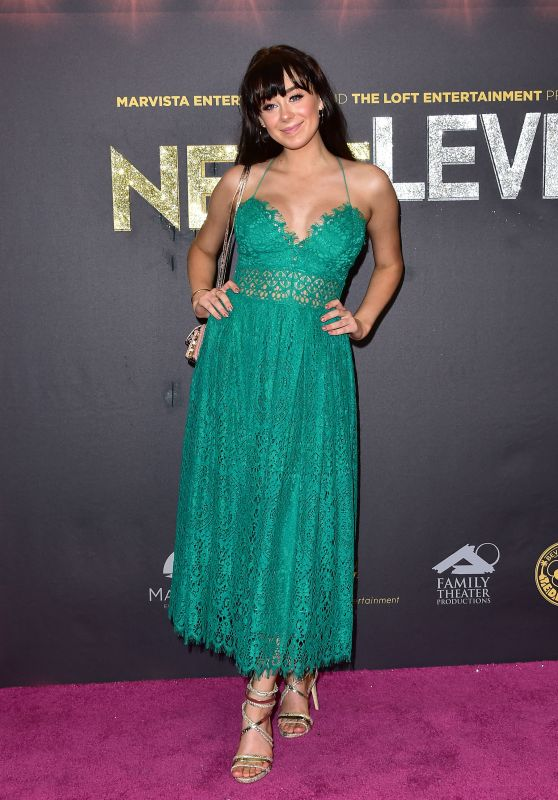 "DeVore Ledridge – ""Next Level"" Premiere in LA"