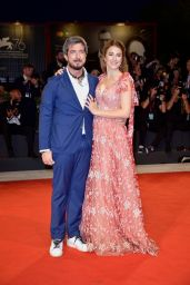 Diana del Bufalo – Kineo Prize Red Carpet at the 76th Venice Film Festival