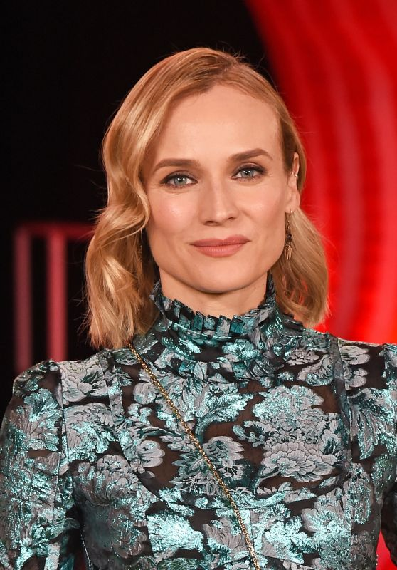"Diane Kruger - ""IT Chapter Two"" Premiere in London"