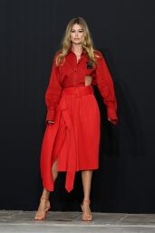 Doutzen Kroes – Le Defile L'Oreal Paris Show in Paris 09/28/2019