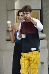 Dua Lipa - Out for Ice Cream in New York 09/10/2019