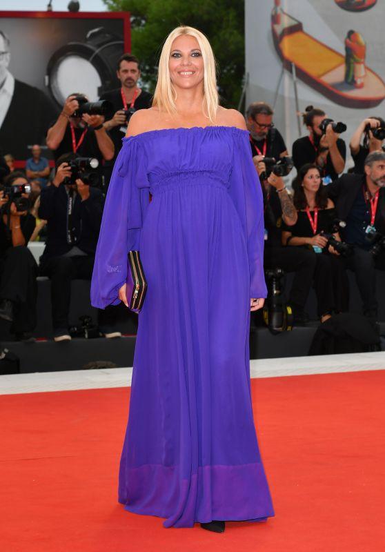 """Eleonora Daniele – """"Martin Eden"""" Screening at the 76th Venice Film Festival"""