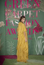 Elisa Sednaoui – Green Carpet Fashion Awards 2019